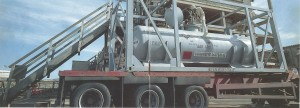 Day process loading bromine tanker