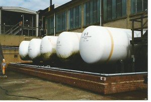 Chlorine Stock Tanks