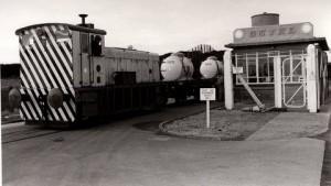 Br2 pots by rail