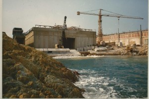BOT1 outfall 1972