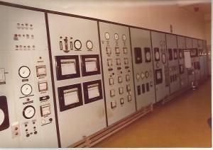 SOT Control Panel 1978