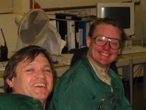 Selwyn & Pete