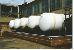 Chlorine Stock Tanks