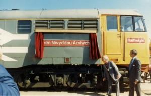 Tren Nwydda Amlwch sm