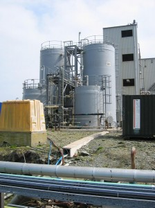 Multi product plant