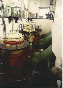BOT1 SW Pumps