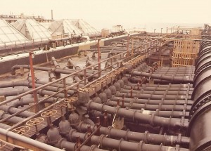 BOT2 Sea Water Distribution Pipes