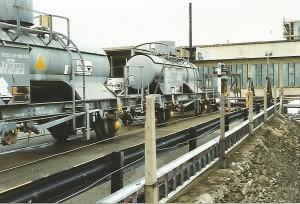 DBE Rail Tankers