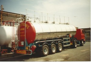 DCM Tanker