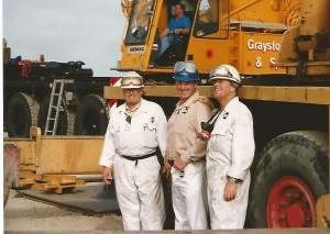 Fire Restoration Crew 1995