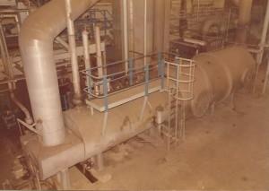 Sulphur Burner 1978