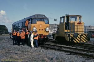 Octel Train