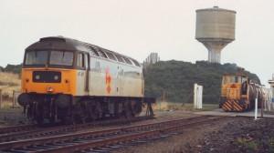 Engine and shunt 1989