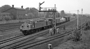 Holywell junction 1983