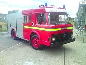 Octel fire engine
